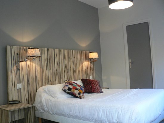 Brit Hotel Marbella: Nouvelle chambre double