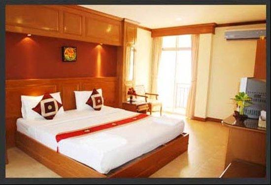 Siam Hotel: Standard room