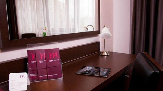 The Mercure Piotrkow Trybunalski Vestil Hotel: Standard Room