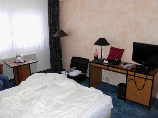 Airport Hotel Erfurt: Zimmer