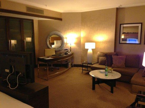 Hilton Baku:                   Executive Level Deluxe Room