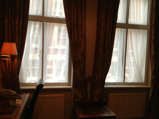 Grange Rochester Hotel:                                     room