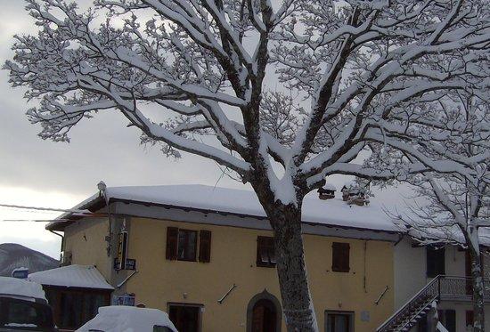 Minucciano, Italia: Bar Trattoria Cecchi Pugliano