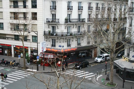 Boulevard du montparnasse picture of best western hotel for Ideal hotel montparnasse