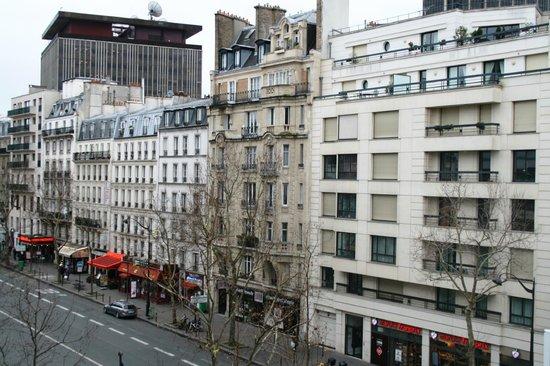 BEST WESTERN Le Montparnasse:                   Boulevard du Montparnasse