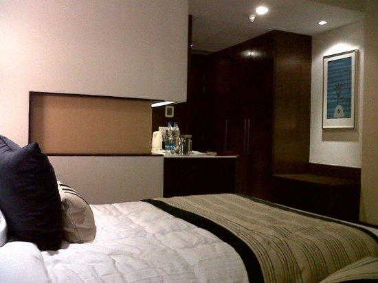 Radisson Blu Agra Taj East Gate:                   Room where i stayed