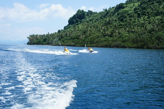 Royal Davui Island Resort:                   Jet Ski tour, amazing
