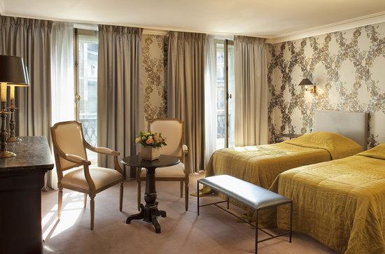 Hotel du Danube St. Germain: chambre prestige