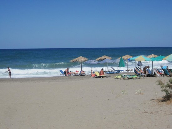 Santa Helena Beach Resort: Playa