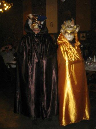 Heranca Magna:                   Carnaval - 2013 - Vencedores ( Alexandra e Arnaldo )