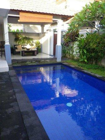 Evita Villa:                   Pool