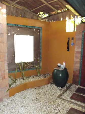 Mangosteen Resort & Ayurveda Spa:                   Rain Shower