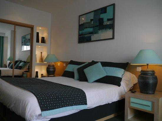 Hotel Juliani:                   La chambre