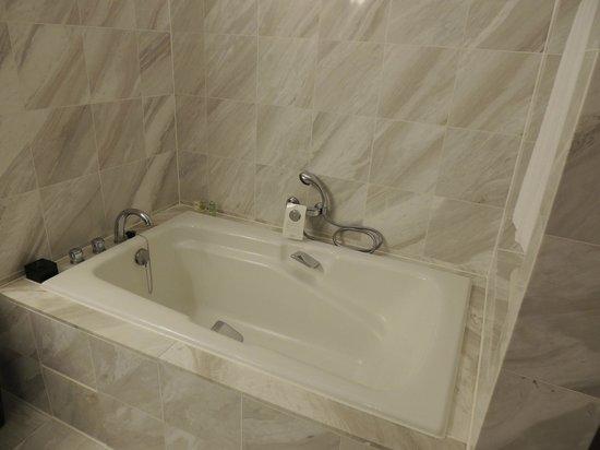 Regent Taipei:                   お風呂