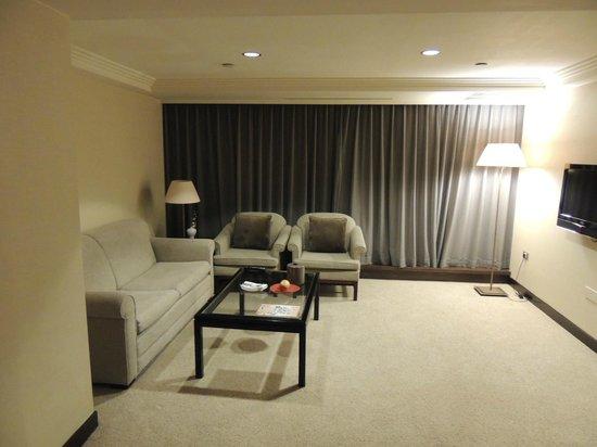 Regent Taipei:                   部屋内