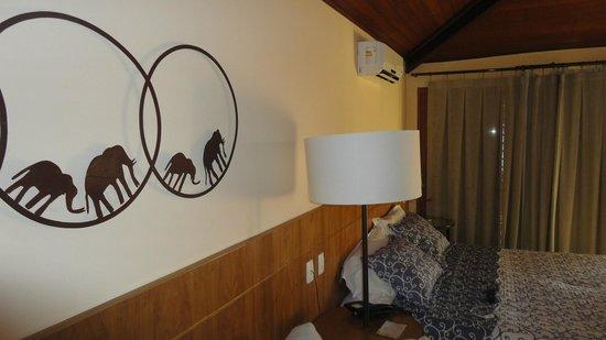 Hotel Ville La Plage:                   Habitación 213 - remodelada a nuevo