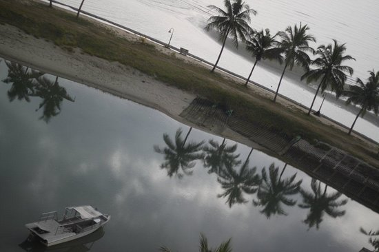 Corus Paradise resort:                   Lagoon