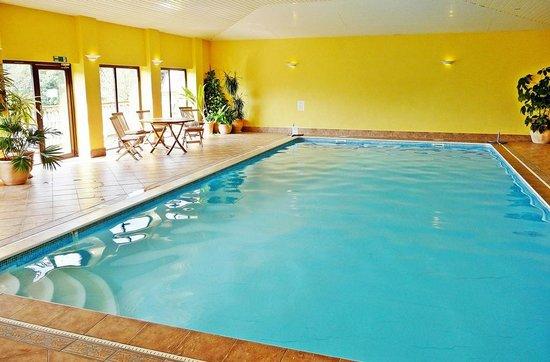 Knowle Farm: Indoor Heated Pool