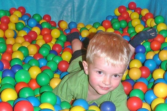 Knowle Farm: Toddler Soft Play Area
