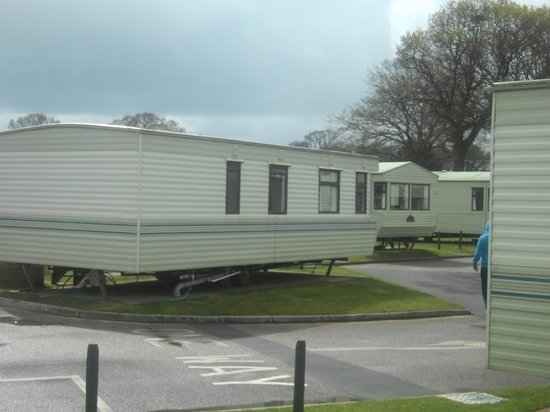 Welcome Family Holiday Park:                   caravans