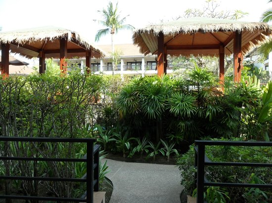 Bandara Resort & Spa:                                     View from Balcony Area
