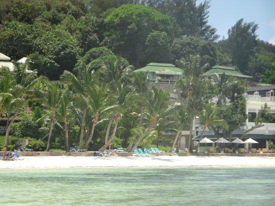 Hotel L'Archipel:                   Пляж