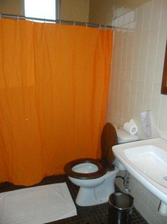 Windsor Hotel:                   bathroom