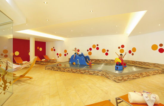Kinderhotel Buchau: Zwergenpool