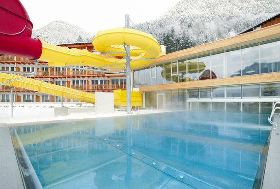 Kinderhotel Buchau: Wasserspaß für groß und klein