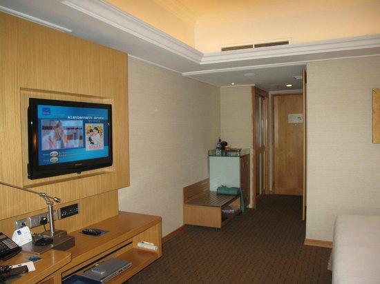 Novotel Singapore Clarke Quay: Room