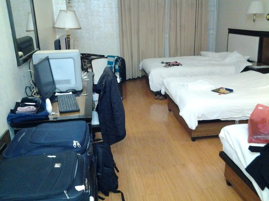 Guilin Oasis Inn: Room with facilities