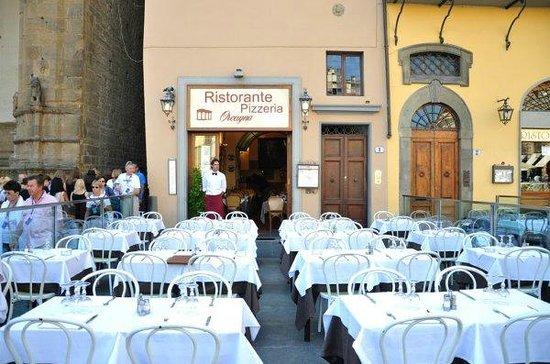 Ristorante Orcagna : Restaurant