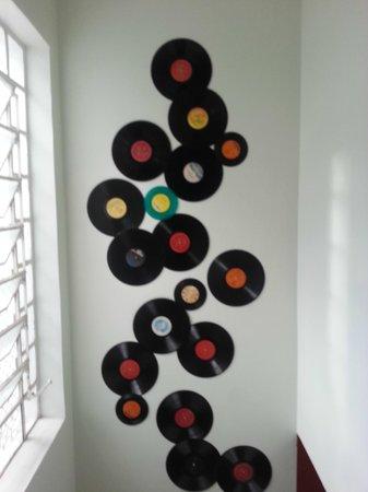 Knock Knock Hostel Curitiba:                   vinyl