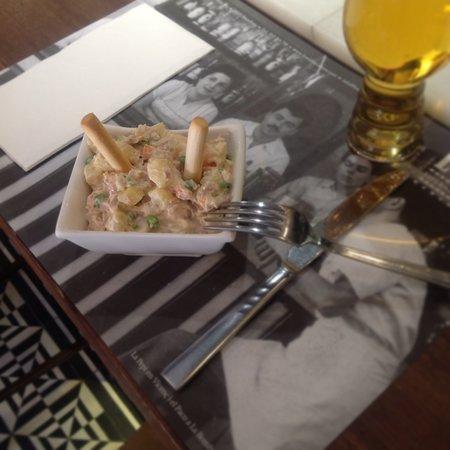 Restaurante l 39 ostia en barcelona con cocina mediterr nea - Restaurante l ostia ...