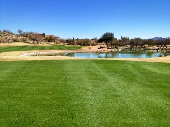 We-Ko-Pa Golf Club: #18