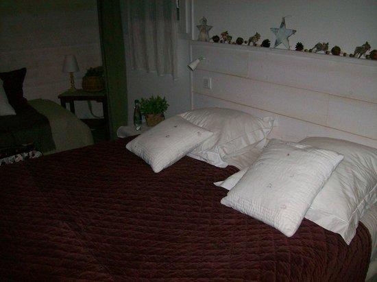 Albizia :                   chambre douillette