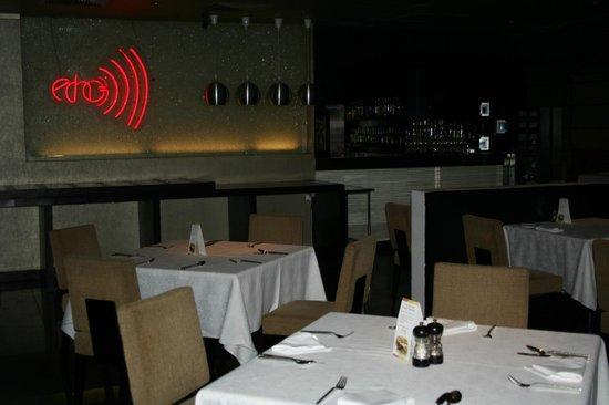 Echo next to Cinnamon Grand Fine dining