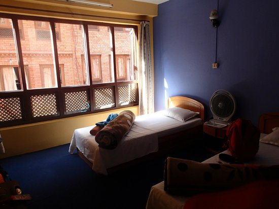 Kumari Guest House:                                     room