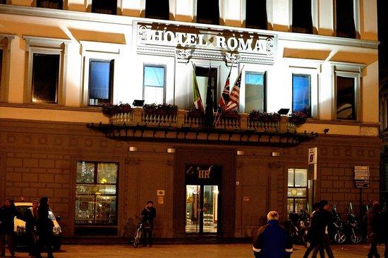 Hotel Roma: Außenansicht