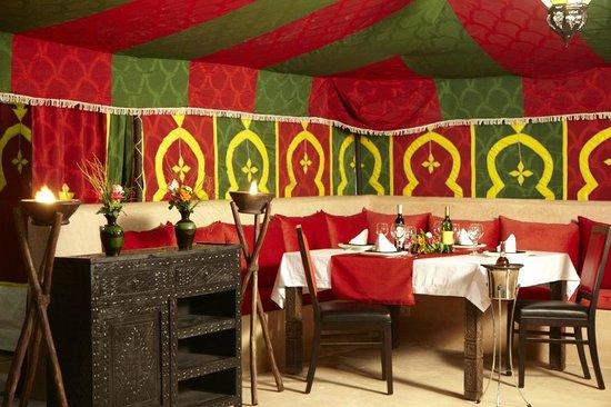 Domaine Du Douar : Le restaurant..
