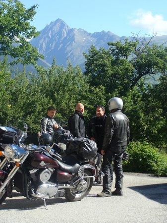 Gite De Montvilliers: Le paradis de motards