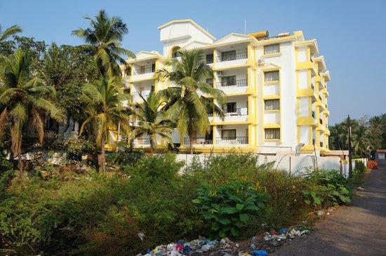 Hotel Colva Kinara:                   Отель