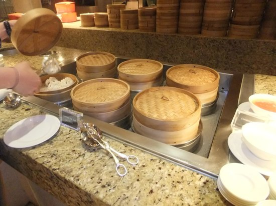Four Seasons Hotel Macau, Cotai Strip:                   breakfast