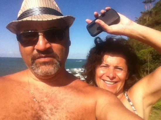Pousada Dom Capudi:                   Miele e Almerinda
