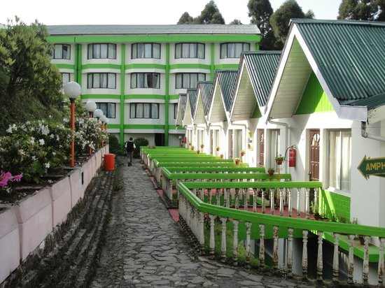 Darjeeling - Khush Alaya, A Sterling Holidays Resort: The Basic Cottages