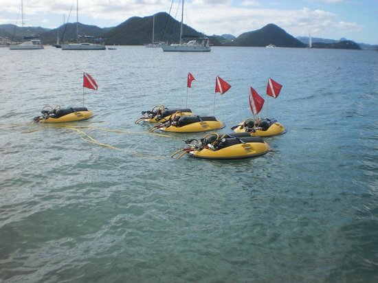 Sea Trek Adventure Helmet Diving Tour