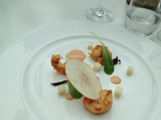 Tenuta la Cascinetta:                   Shrimp