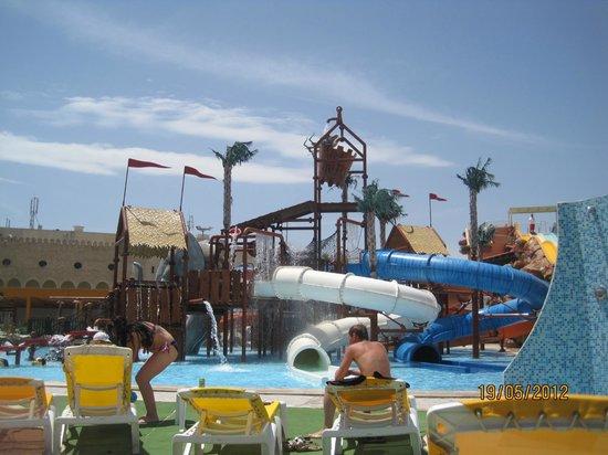 Carthageland Hammamet: PARCO