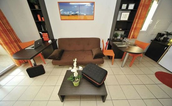 Appart'City Toulouse Tournefeuille: Park&Suites Toulouse Tournefeuille - 1-bedroom Apartment