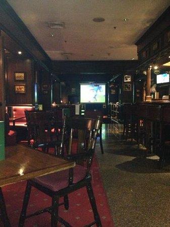 Hilton Nairobi:                   jockey Bar